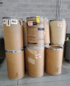 LOT OF FIBERBOARD DRUMS ***LOCATED AT 12850 DARICE PARKWAY, STRONGSVILLE, OH***