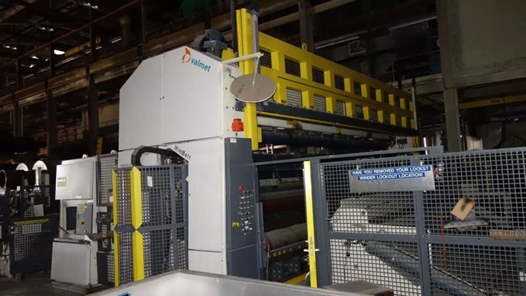 Former Assets of GREAT NORTHERN PAPER MILL - DAY 1 - ONLINE ONLY - BIDDING ENDS 5/13