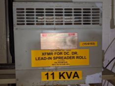 11 KVA FEDERAL PACIFIC TRANSFORMER FH11CFMD 460V