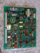 HDR POWER SYSTEMS INVERTER CONTROL BOARD 2033010