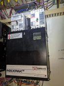 10HP RELIANCE ELECTRIC VS DRIVE MAXPAK III M/N: 10D8400