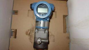 ROSEMOUNT 3051CG4A22A14 PRESSURE TRANSMITTER