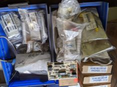 LOT OF SPARE PARTS NORDSON / CARRIER