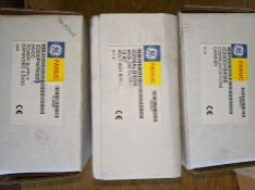 LOT OF 3 GE FANUC IC200PWR002D 24VDC POWER SUPPLY EXPANDED 3.3VDC