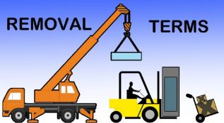 EXCLUSIVE ON-SITE RIGGING AND LOADING