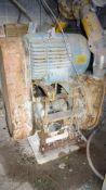 LOT OF 2 GALIGHER 50HP 460V-AC SLURRY PUMPS