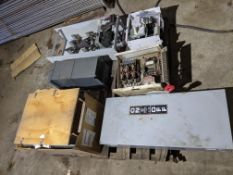 1 PALLET OF ELECTRIC MRO, MCC BUCKETS