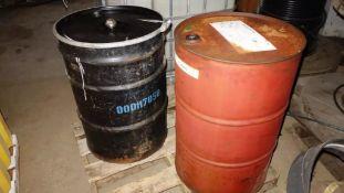 1 PALLET OF INDUSTRIAL GEAR OIL, OMALA 150