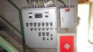 LOT OF 2 ELECTRIC CONTROL BOXES, GAI-TRONICS 732-101