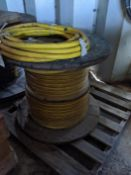 LOT OF 2 WIRE SPOOLS