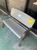 (6) 44'' LONG BENCHES