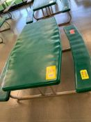 (4) FOLDING PICNIC TABLES, 56'' X 30''