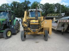 FORD 6610 TRACTOR WITH ALAMO A-BOOM 02590 SIDE ARM MOWER, 3,753 HOURS