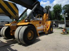 2002 MI-JACK 100,000-LB. REACH STACKER / CONTAINER HANDLER, MODEL CS45KM, FORMER GOVERNMENT-OWNED