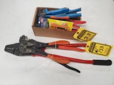 ASSORTED WIRE STRIPPERS