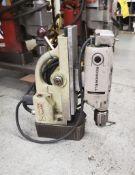 ROCKWELL MAG DRILL; MODEL 77767, S/N 7071, 115 VOLS