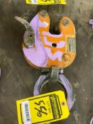 RENFRO 2-TON PLATE CLAMP