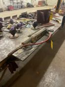 JOY DUAL VALVE PNEUMATIC JACK HAMMER, AND CHISEL ATTACHMENTS