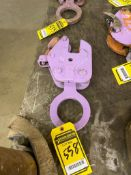 1-1/2-TON PLATE CLAMP