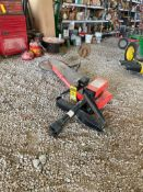 DR 3-POINT HITCH TRIMMER MOWER, 540 RPM MAX, SPRING LOADED