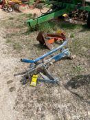 SINGLE TOOTH ADJUSTABLE CUTTING PLOW