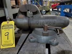 WILTON 4'' ANVIL SWIVEL BENCH VISE