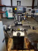 RF 31 MILLING & DRILL MACHINE, MODEL 105-1110, S/N 3360631, ACU-RITE DRO CONTROL