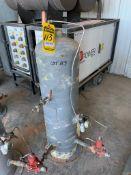 2015 KWI LLC GENERATOR EXHAUST SCRUBBER, UNIT# NS-370532