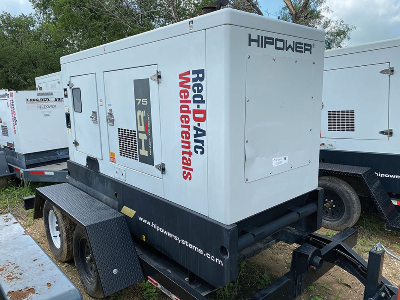 D&D Power - Generator and Light Tower Rental Company