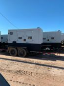 2014 HI POWER PG220DD 205 KVA TOWABLE GENERATOR, JOHN DEERE DIESEL ENGINE, UNIT# NA-11400519, VIN#