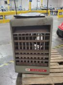 (2) MODINE MOUNTING HEATERS