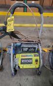 RYOBI PREMIUM ELECTRIC PRESSURE WASHER; 1,700 PSI, 1.2 GPM