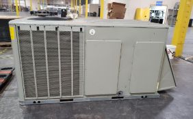 TRANE ROOFTOP AIR CONDITIONER; MODEL TSC120P4RDA03A001000000000, S/N 130911419L
