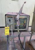 MI-T-M PRESSURE WASHER; 2,000 PSI, MODEL DC-2004-WSE2G, S/N 11092207, 3.9 GPM