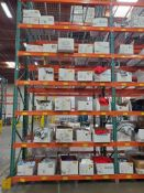 CONTENTS OF PALLET RACK (ONLY) - ASSORTED SIZES, COLORS, STYLES, AND BRANDS - BRANDS: DISTRICT, GENU