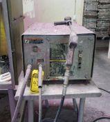 MI-T-M PRESSURE WASHER; 2,000 PSI, MODEL DC-2004-WSE2G, S/N 11092206, 3.9 GPM