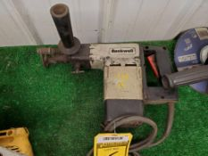 ROCKWELL 601 ELECTRIC ROTARY HAMMER DRILL