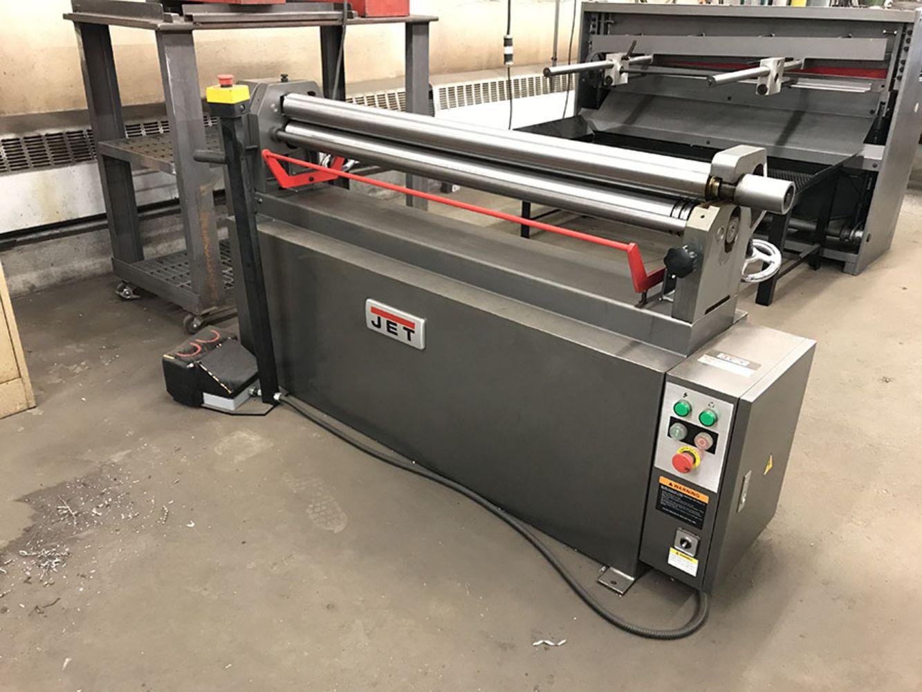NORTHWEST FABRICATION, INC. - Fabricating & Toolroom Equipment