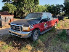 1999 FORD F250 PICKUP TRUCK, VIN 1FTNW20L9XEB67982, 269,995 MILES (NEEDS REPAIRS)