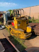 ELWELL DIE MOVER, MODEL L15410-10, S/N 23672686, 10,000 LB. CAPACITY, ELECTRIC (OUT OF SERVICE)