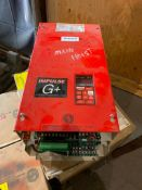 IMPULSE G+ ADJUSTABLE FREQUENCY MOTOR CONTROL, 460/60/3, 20 HP., S.N 18118
