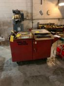TOOL CABINET W/ CONTENT
