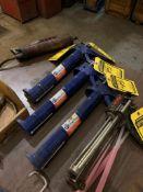 (3) HOME-PRO 1 QT. CAULKING GUNS