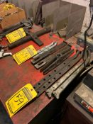 ASSORTED GEAR PULLER PARTS