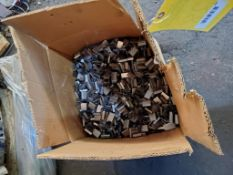 BOX OF BANDING CLIPS