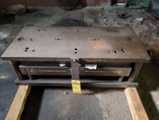 """PANEL STAMP DIE, SP- 5000, SMALL PROVINCIAL, 45"""" X 20"""" OUTSIDE MEASUREMENTS"""