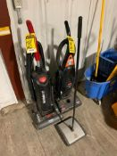 (2) VACUUM CLEANERS: BISSELL & ELECTROLUX