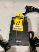 CYBER POWER 425 VA BATTERY BACK-UP SURGE PROTECTOR