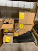 PALLET W/ ASSORTED HALIDE LAMPS, SUPPLY CONDUCTORS