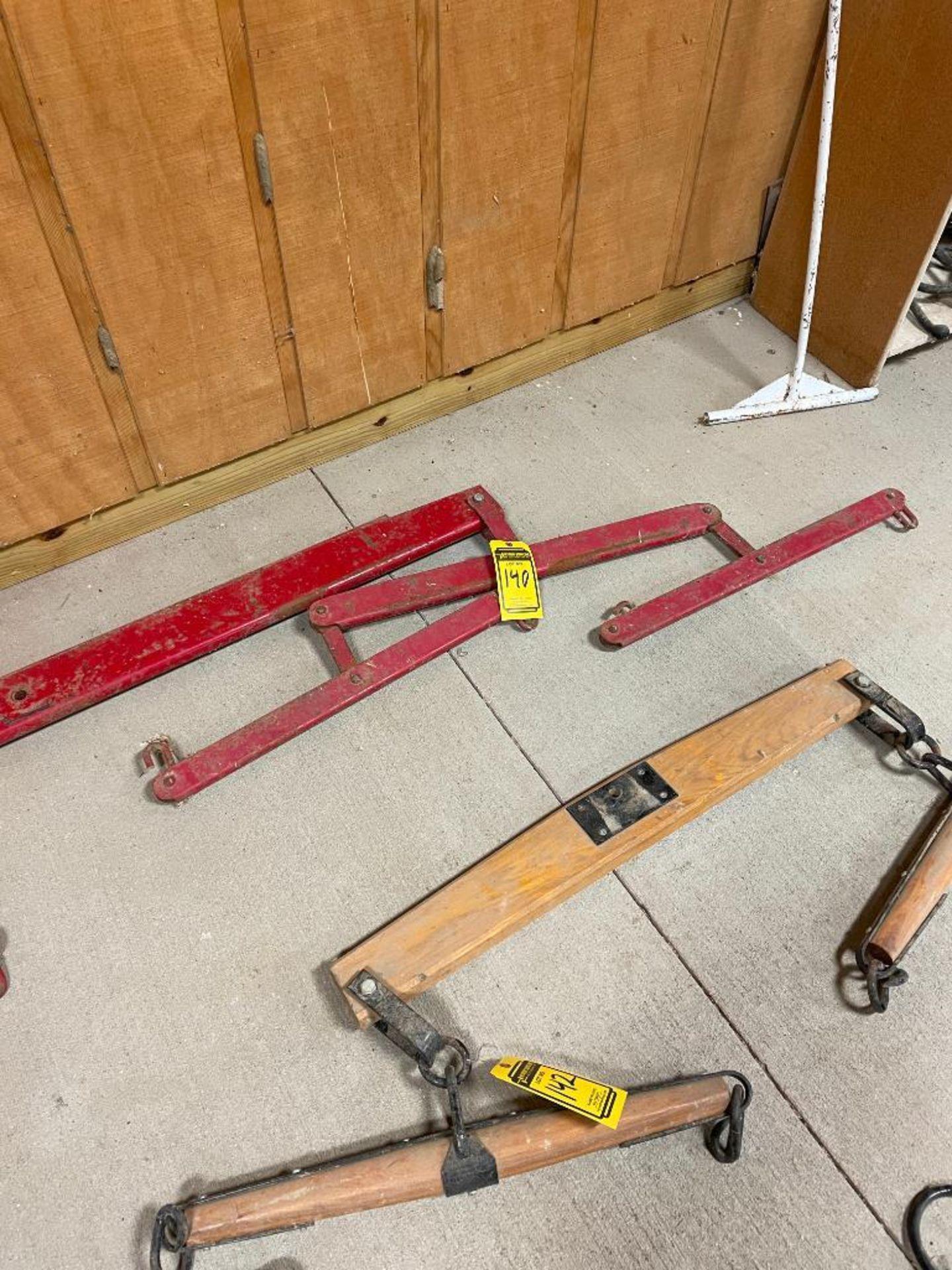 Steel 4-up Evener, Red - Image 3 of 3